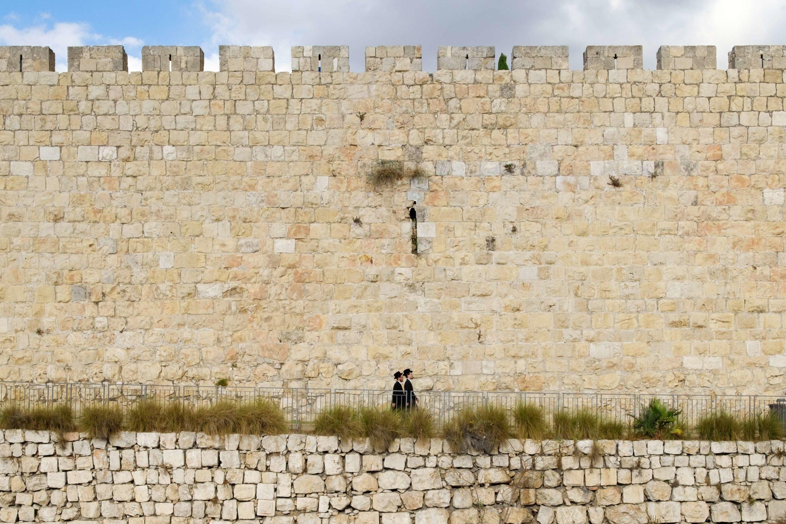 Kroczący żydzi