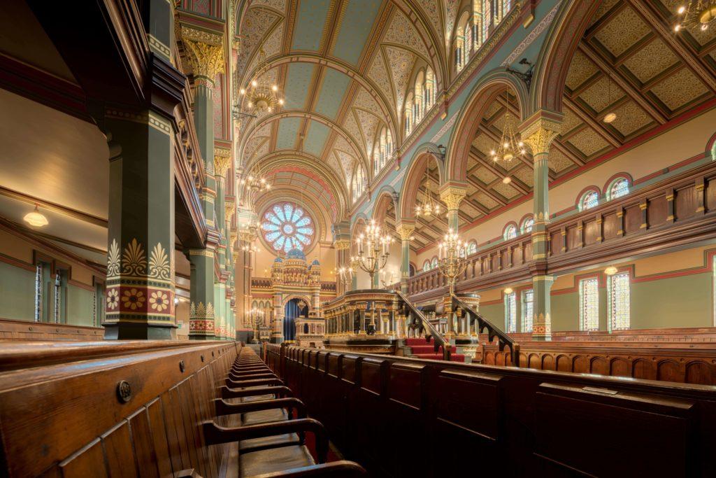 Synagoga Princes Road, Liverpool, Wielka Brytania